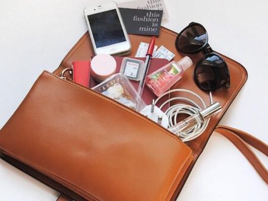 Les essentiels à avoir dans son sac