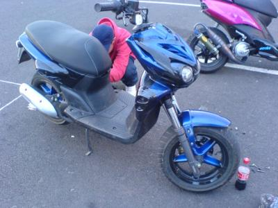 tuning moto 974