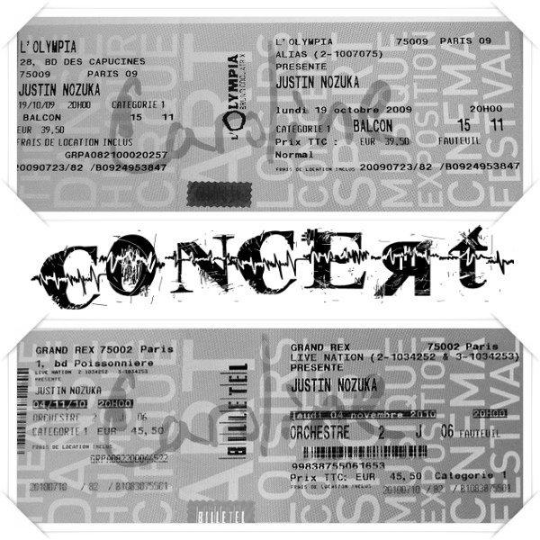 +♥ Mes concerts ♥ +