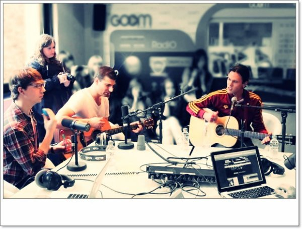 +♥ Ma 2eme rencontre, 03 mai 2010, Goom Radio ♥ +