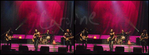 +♥ Mon 2eme Concert, 04 Novembre 2010, Grand Rex - Paris ♥ +