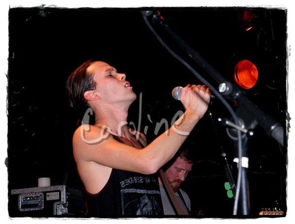 +♥ Mon 3eme Concert, 16 Novembre 2010, La coop de Mai - Clermont Ferrand ♥ +