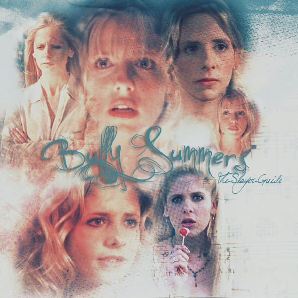 Ҩ Catégorie Personnages  => BUFFY ANNE SUMMERS crea