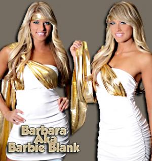 Barbara Aka Barbie Blank