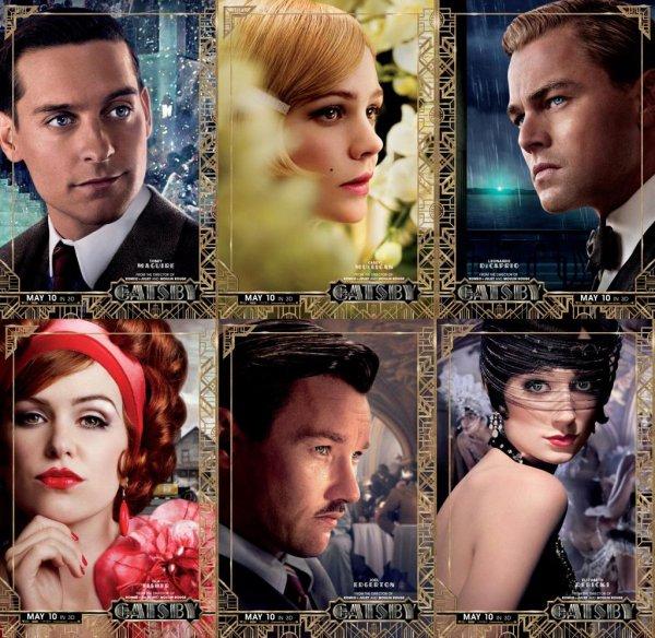 Leonardo Dicaprio Pourrait Jouer Dans Gatsby Le Magnifique: 7milliards De Personnes Et Moi Je