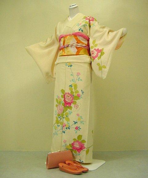 l'histoire du kimono