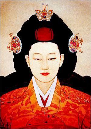 last empress myeongseong