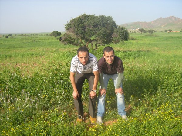 moi ahmed et mon ami ahmed
