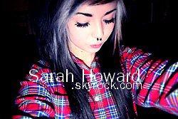 Sarah Howard.