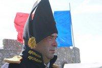 Capitaine SAINTE CROIX