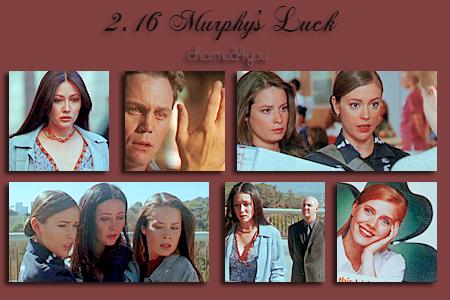Charmed : Episode 16 : Saison 2 : Mauvais Sort