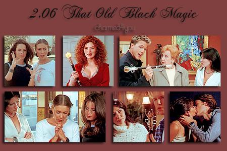 Charmed : Episode 06 : Saison 2 : Un Coup de Baguette Magique
