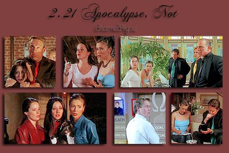 Charmed : Episode 21 : Saison 2 : Les Cavaliers de l'Apocalypse