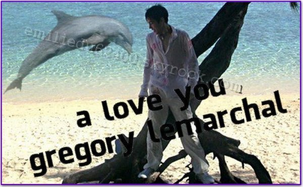 I Love You Mon Ange Tu Me Manque (l)