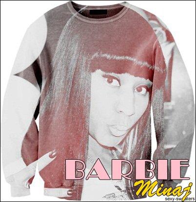 Nicki Minaj's sweet. Vous aimez ou pas ?
