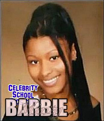 Nicki Minaj a 16ans plus belle que maintenant ♥