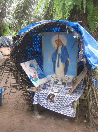 La Vierge Marie notre Mère à tous !