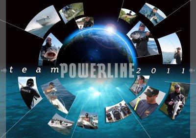 La Team Powerline... plus qu'une marque, une référence pour tous les passionnés !