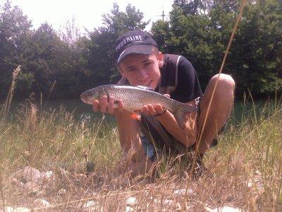 La pêche de midi ...