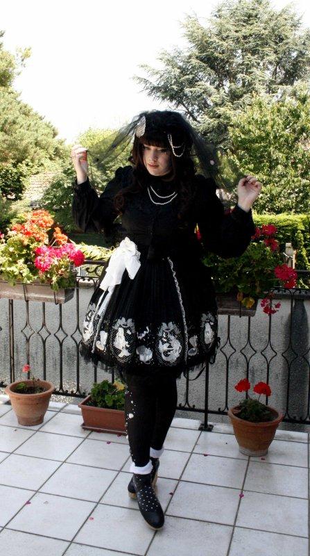 Event lolita été 2013 Tea party Angelic pretty et convention.