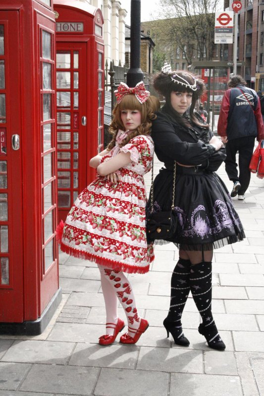 Enchanted week end à Londres