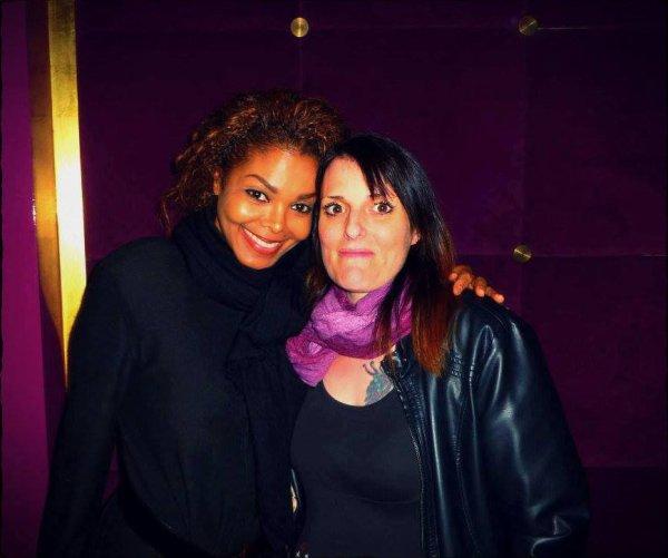 JANET @ PARIS !