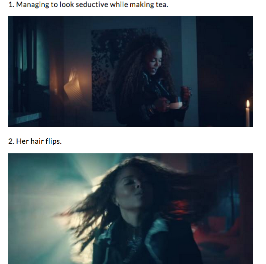 ' 7 TIMES JAY SLAY IN HER NEW MUSIC VIDEO '