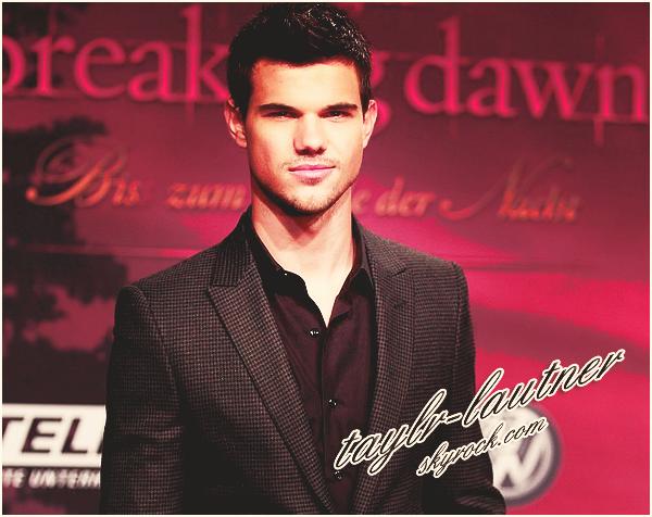 * 18 Novembre 2011 • Première de « Breaking Dawn » partie 1 à Berlin  votre avis ?  *