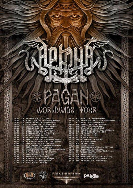 En tournée mondiale