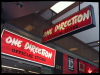 Le one direction official store !