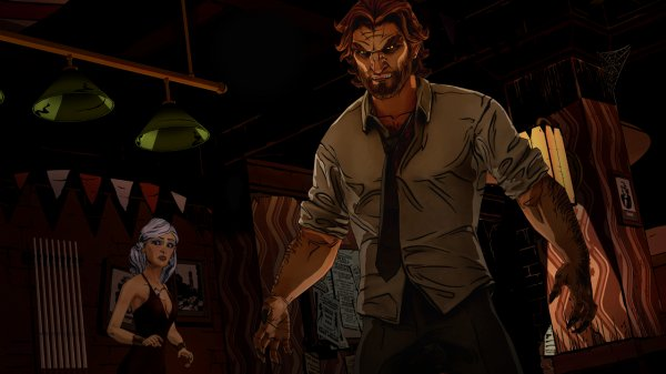 The Wolf Among Us - Images ( 4)