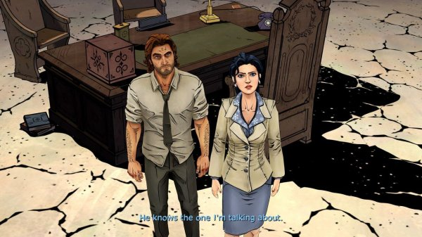 The Wolf Among Us - Images 5