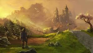 Bienvenue dans mon royaume, celui d'Hyrule .