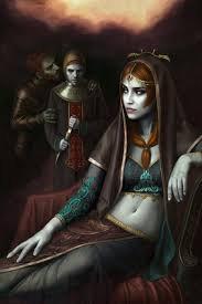 Midona reine du crépuscule.