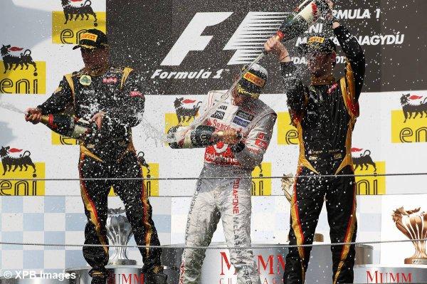 Bonjour, Bonjour... Arf ... ça va être long ce mois d'août sans F1..
