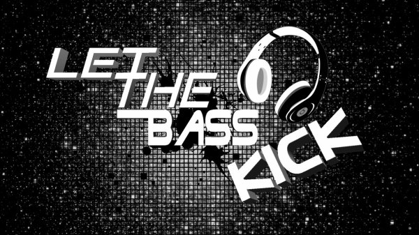 NicolasKine & Ronie MC Bride / Let's the bass Kick (2014)