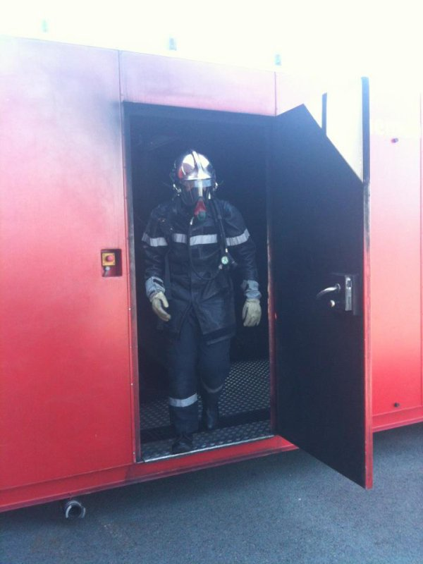 Moi en mode pompier :)