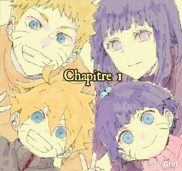 Chapitre 1 Naruto Family
