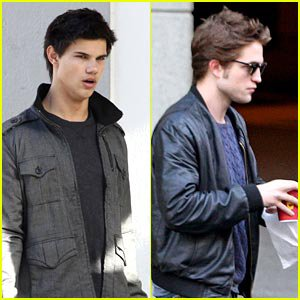 taylor lautner vs robert pattison