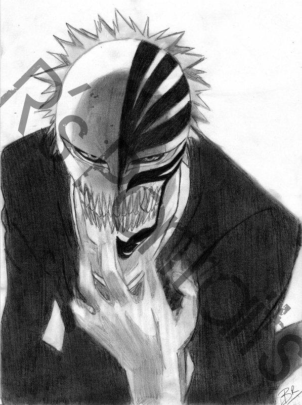 Bleach - Ichigo Kurosaki (Hollow)