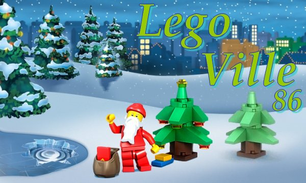 Bienvenue à Lego ville