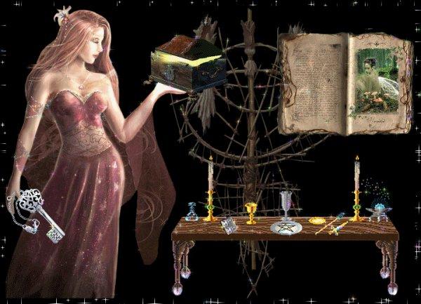 la voyence et sa magie