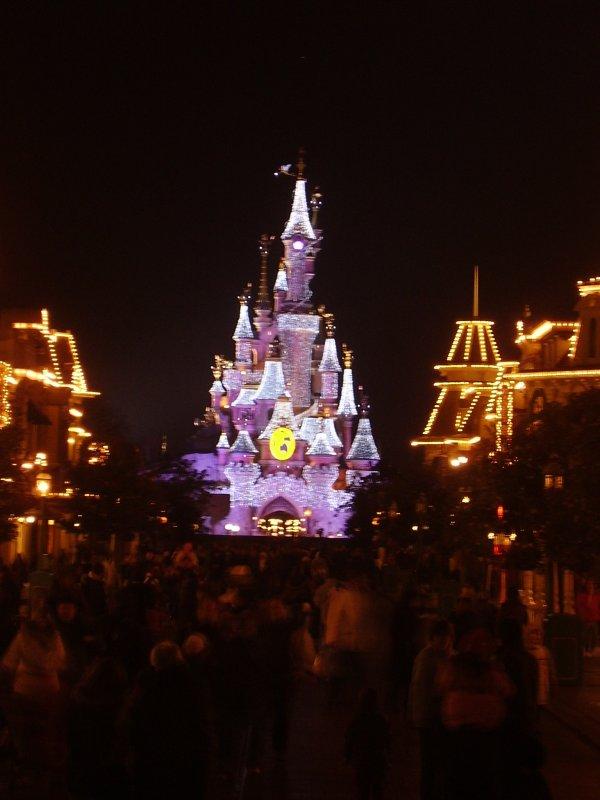 Disney,  la Ou les rêves  deviennent realité ..