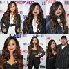 21 octobre 2011 :Demi Lovato assiste au bal Z100 Jingle de 2011 lancement officiel Parti présenté par l'Aéropostale au Aéropostale Times Square à New York .