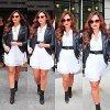 21/10/11 :  nouvelles candids de haute qualité de Demi Lovato quitter son hôtel à New York