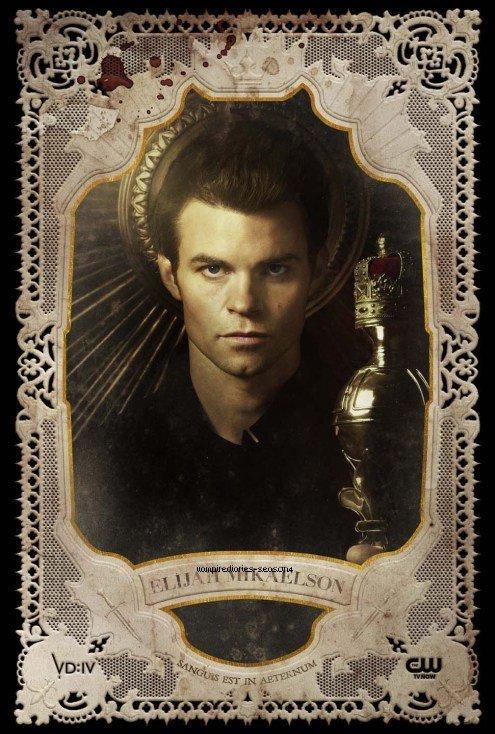 Portrait inédit du cast de Vampire Diaries !