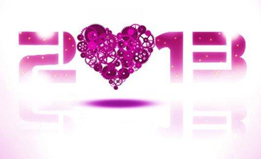 Bonne année 2013 a tous :)