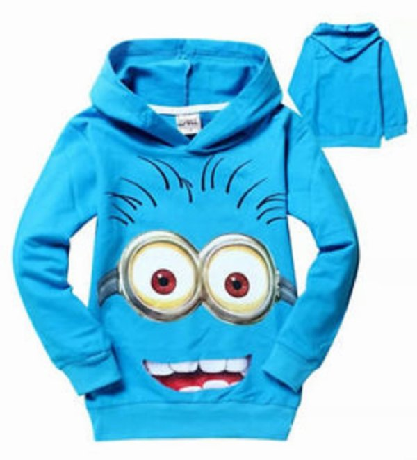 Sweat à capuche Minion