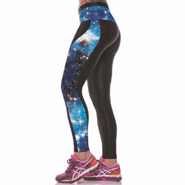 Legging Sport galaxy