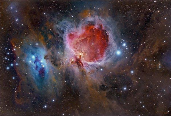 La nébuleuse Messier 42